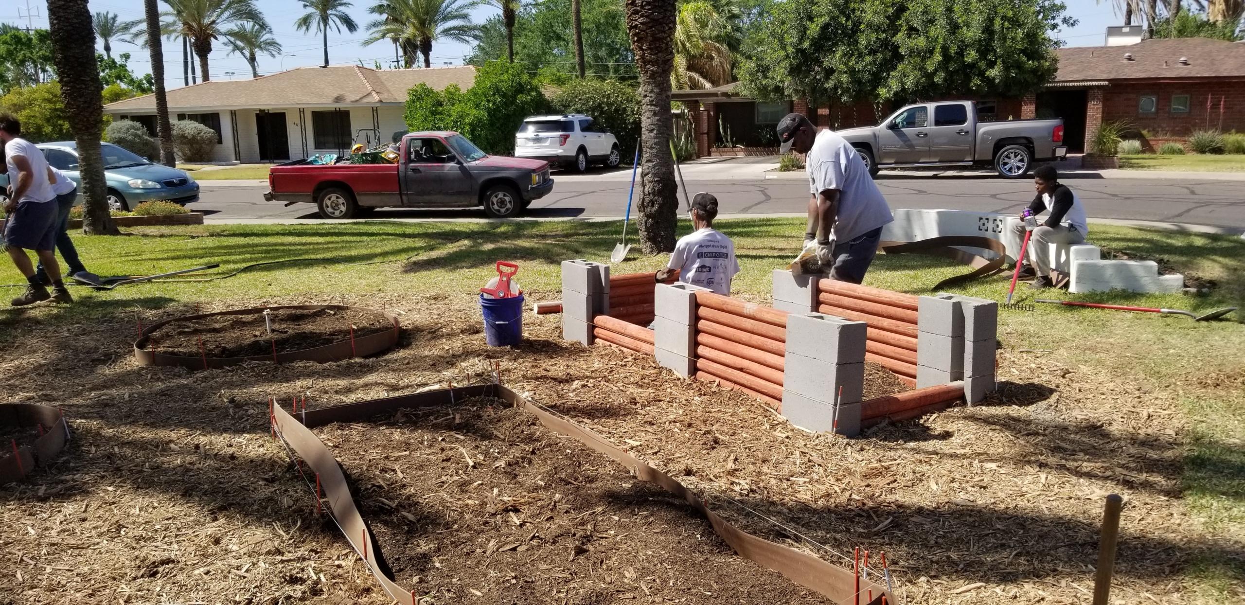 Alternatives to food in Phoenix, AZ